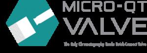 microQT logo horizontal